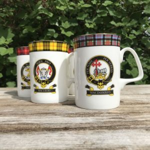 scottish balmoral clan mugs main photo