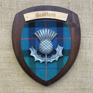 Wall Plaques - Scottish Designs