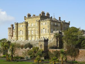Culzean Castle Ayrshire - Clan Kenendy
