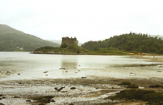 Castle Tioram - Clan MacDonald