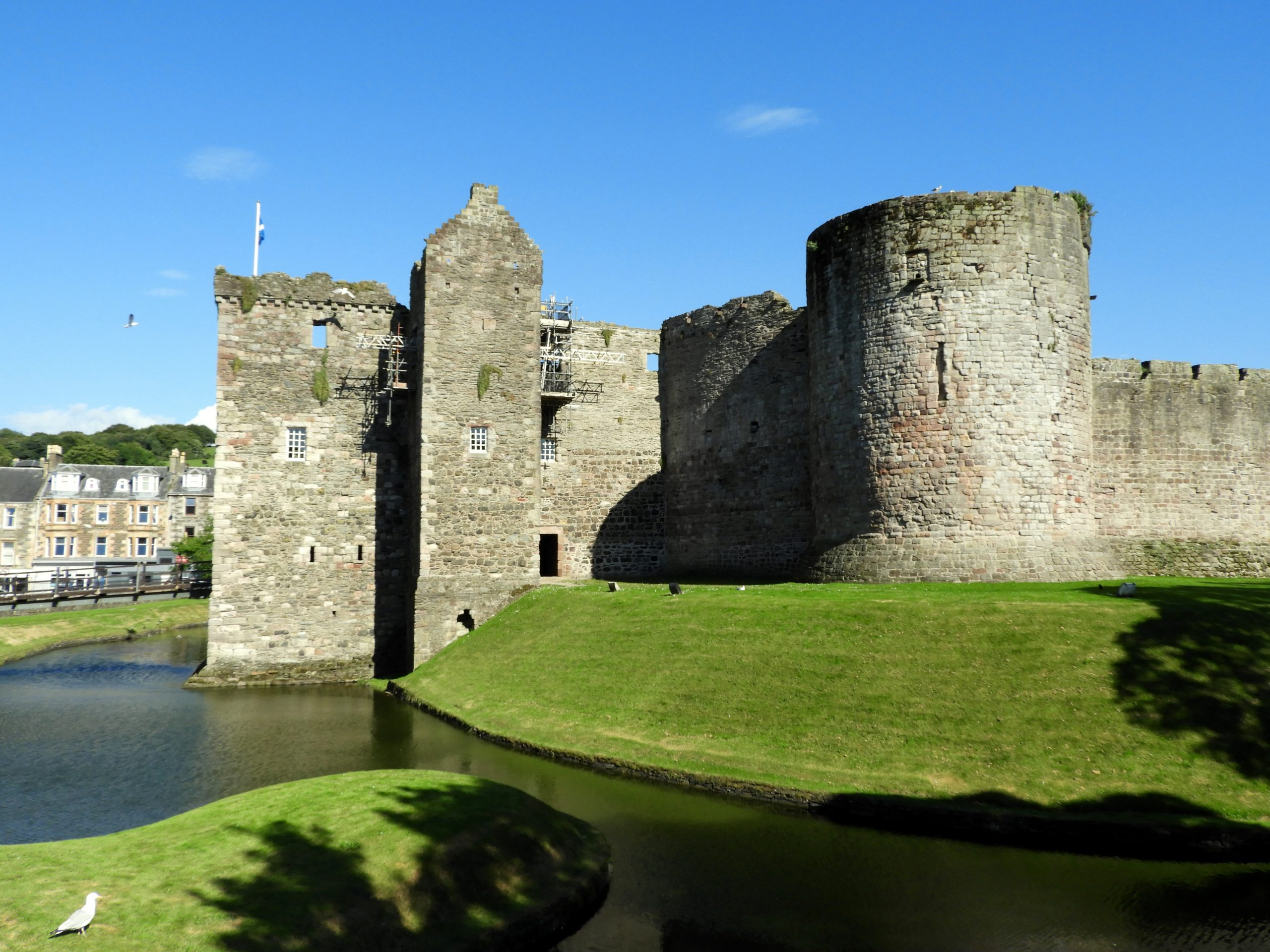 rothesay castle of clan stewart