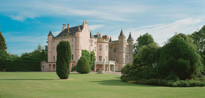 Balnagown Castle - Clan Ross
