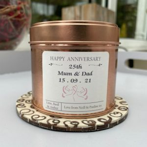 Anniversary Candle