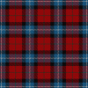 scottish baillie of polkemmet red tartan