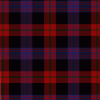 scottish brown modern tartan