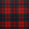 scottish fraser old modern tartan