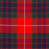 scottish fraser red modern tartan