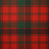 scottish robertson red modern tartan