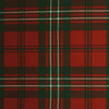 scottish scott red modern tartan